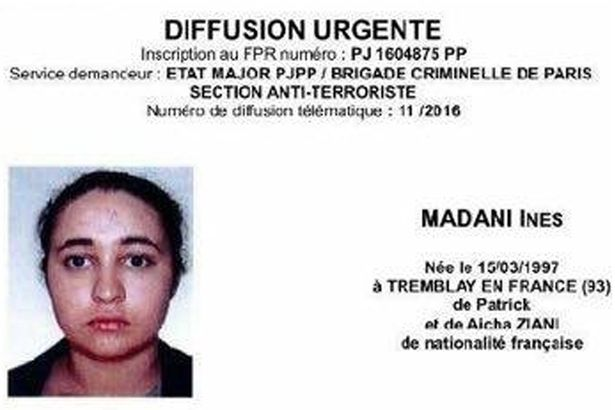 Image result for ines madani