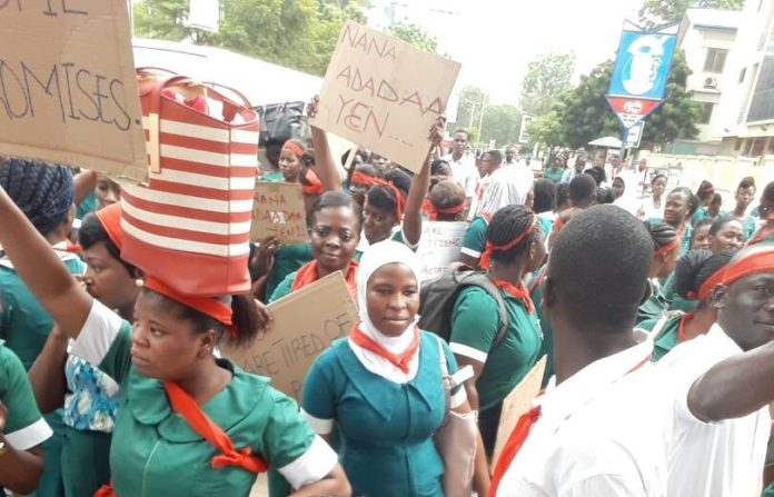 the situation of the unemployed nurses Why zimbabwe still needs its nurses despite high rates of unemployment for three years to allow unemployed nurses a situation made worse by poor.